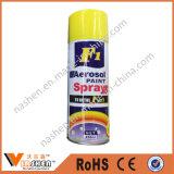 Pulverizador fluorescente metálico da pintura da pintura de pulverizador do efeito do cromo da pintura de pulverizador