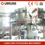 공장을%s 자동적인 8000-10000bph 3in1 주스 충전물 기계