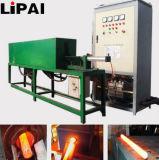 Machine de chauffage à induction à haute puissance pour forgeage de tige d'acier