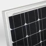 el panel solar monocristalino 110W para el pequeño sistema
