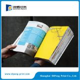 Surtidor de papel de la impresión del compartimiento