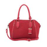 Sacchetto glassato rosso delle donne della modifica di rivestimento di modo (MBNO042037)