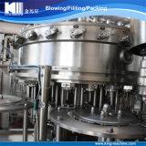 高性能の炭酸飲料の液体のびんの充填機のプラント