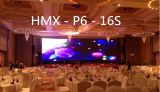 Indoor P6 Verhuur Full Color LED-scherm LED-display