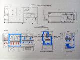 Dessiccateur de stérilisation de circulation d'air chaud des antibiotiques Asmr800-55