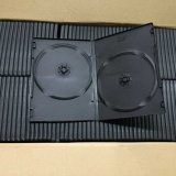Сильный двойной PP материальный/одиночный случай 14mm DVD