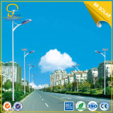 angeschaltene Solar der Straßenlaterne45w mit Soncap Bescheinigung