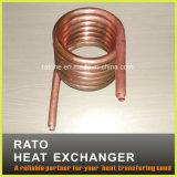 Cuivre d'échangeur de chaleur de double pipe