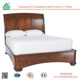 말레이지아 작풍 단단한 나무 침대
