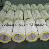 Plastikohr-Polyester-Filtereinsatz des deckel-sechs
