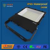 110lm/W luz de inundação ao ar livre do diodo emissor de luz da C.A. 85-265V SMD 3030
