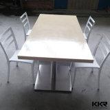 Kingkonreeの現代および耐久のホテルのレストラン椅子および表