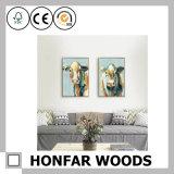 Картинная рамка каботажного судна плаката искусствоа мозаики деревянная