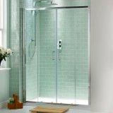 Panneau de mur de douche en verre Tempered