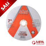 Doppio disco di taglio di Inox dell'acciaio inossidabile delle reti di alta qualità
