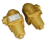 Fushengの空気圧縮機の予備品の中型の温度のサーモスタット弁