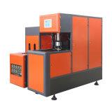 Máquina semiautomática del moldeo por insuflación de aire comprimido de la botella