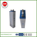 Bateria alcalina Gn100 do cádmio niquelar com 1.2V 100ah para o UPS