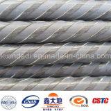 spiraalvormige/Duidelijke Voorgespannen Concrete Draad 1670MPa ASTM/BS