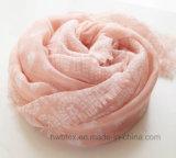 Scialle del cotone/sciarpa di tela di modo stampati margherita dentellare molle all'ingrosso (HWBLC89)