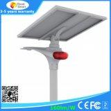 Lampada solare di Ledlight della strada di IP65 15W con il Senor di movimento di microonda