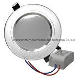Aluminum+PC AC100-240V 7LEDs 7W Cer RoHS justierbares LED Punkt-Licht