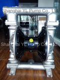 Transferencia doble de la bomba de diafragma del acero inoxidable 316 para el perfume