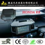 ABS Auto-Navigations-Sonnenschutz Blendschutz für Anblick GPS-Nautiker Honda-Rk Navi