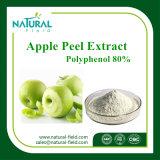 ポリフェノール80%の粉かAppleの皮エキス