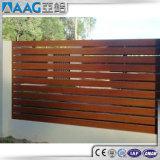 熱い販売アルミニウム塀またはアルミニウムスラット
