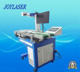 catena di montaggio automatica 30W macchina della marcatura del laser della fibra