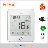 Termostatos do quarto do aquecimento Underfloor com Ios/APP Android WiFi de controle remoto