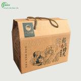 Venta al por mayor del juego de té té caja de regalo de embalaje Cajas de cartón (KG-PX091)