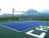 Entfernbarer u. multi Zweck-Tennis-Gerichts-Bodenbelag, Tennis-Gerichts-Fliese (Tennis-Goldsilber-Bronze)