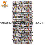 Fashion Outdoor Polyester Cheap Wholesale Tube Seamless Fishing Bandana