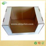 フルカラーのボール紙の低価格(CKT-CB-434)の折るディスプレイ・ケース