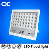 luz de inundación al aire libre de la iluminación del poder más elevado LED del reflector 100W