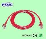Überbrückungsdraht-Kabel der Netz-Kabel-Änderung- am ObjektprogrammCat5e/CAT6 mit großem Preis