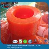 En71-3 Oranje anti-Insect 6mm van de kwaliteit het Vlotte Gordijn van de Deur van de Strook van pvc Plastic