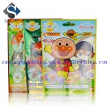 3側面のシールの習慣によって印刷される合成のおもちゃのパッキング袋