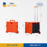 Convient to Go to Supmarket Shopping Trolley Basket