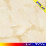 600X600コピーの大理石の光沢のあるガラス化されたタイルの艶出しの磁器の床タイル(WG-60P056)