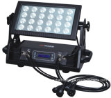 24*8W RGBW 4in1 LED 방수 벽 세탁기 /Face 옥외 빛 또는 플러드 빛 또는 프로젝트 가벼운 /Spot 빛 또는 세척 빛 또는 단계 빛