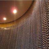 Rete metallica decorativa della parete divisoria