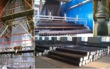 Zwarte HDPE Plastic Leveranciers Geomembrane