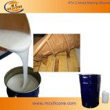 Gomma di silicone liquida RTV2 per Demould di pietra d'imitazione artificiale concreto/muffa che fa pietra
