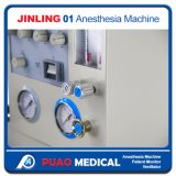 Geräten-Anästhesie-Maschine des Krankenhaus-Jinling-01 mit hoch entwickelter Doppeltankkonzeption