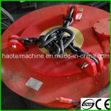 Tipo rotondo elevatore di sollevamento elettrico del magnete per scarto d'acciaio