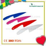 Buntes Plastikkuchen-Wegwerfmesser (PH7021)