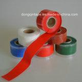 自己接着ゴム製テープシリコーンの自己の溶解のゴム製テープ